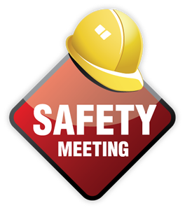 Safety Meeting App | Sign In